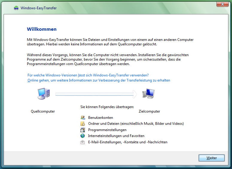 Windows-EasyTransfer