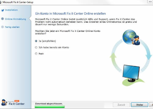 Fix it Center Online