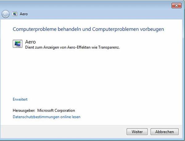Computerprobleme behandeln und Computerproblemen vorbeugen