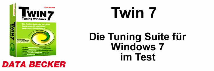 Twin 7 von Data Becker