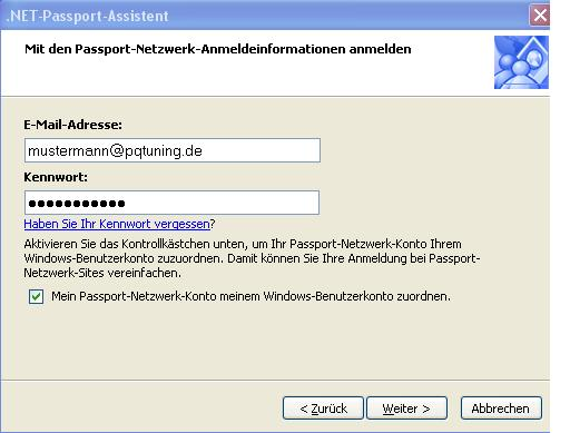 .NET-Passport-Assistent